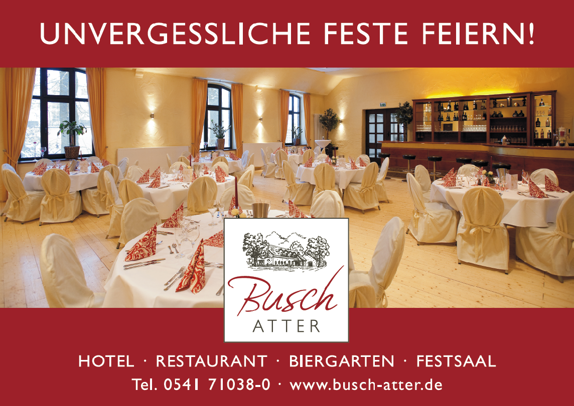 Events In Osnabruck Busch Atter